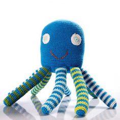 Oktopus Häkeltier von 1 of a kind