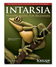 Intarsia Woodworking for Beginners Paperback