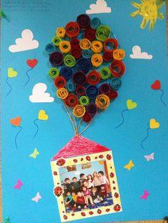 Up... Great Schools, Nursery School, School Stuff, Preschool, Calendar, Cards, Crafts, School Supplies, Preschools