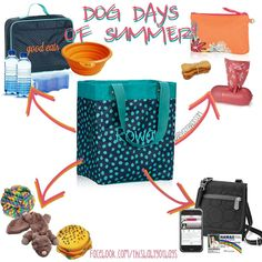 Thirty One July Special Essential Storage Tote Take The Pooch Out In Style With Thirtyone