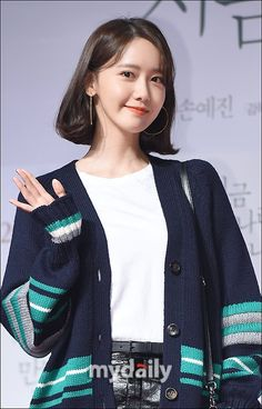 """YoonA❤️ 180312 """"Be With You"""" VIP Premiere"""