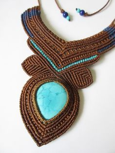 1000 Images About Macrame On Pinterest Macrame Necklace