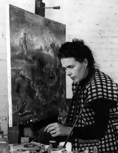Leonora Carrington~Leonora Carrington OBE (6 April 1917 – 25 May 2011) was a British-born Mexican artist, a surrealist painter and a novelist. She lived most of her life in Mexico City.