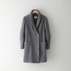Ok, I'm a little bit obsessed with this coat from Steven Allan