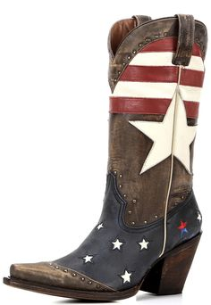 Women's Redneck Riviera Freedom Boot