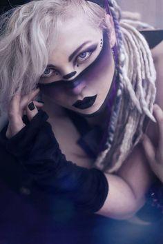gothicandamazing:Model, H&M, Edit:Ita - It's artPhoto:Chira TaneWelcome toGothic and Amazing|www.gothicandamazing.org