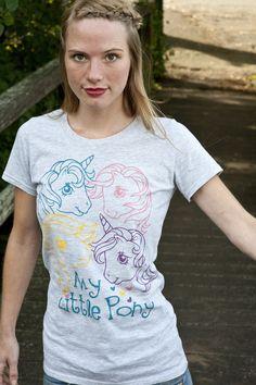 My Little Pony Girls T-Shirt - Logoshirt