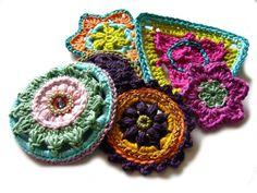••• Häkelset ••• von crochet.jewels auf DaWanda.com