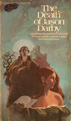 Photos of the beautiful book covers illustrated by Allan Kass from 1969 through 1998. Most of these are Regency Romances, but he also illustrated some young adult, westerns, mystery, and gothic books. Enjoy!