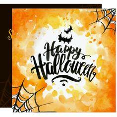Spooktacular Halloween   Party Invitation - invitations custom unique diy personalize occasions