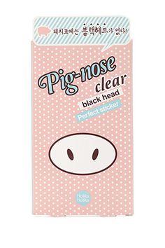 Holika Holika Pig-Nose Sticker