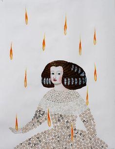 Fire / Anne Siems