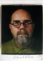 Self Portrait, 1991 Contessa Gallery