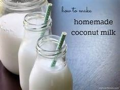 Coconut Milk - Powered by @ultimaterecipe