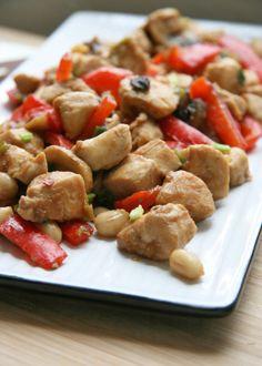 Kung Pao Chicken (or Tofu) « Natural Noshing