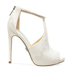 Date By Blue By Betsey Johnson In Ivory