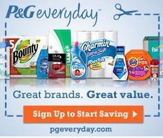 New P&G Coupons Available for You!!