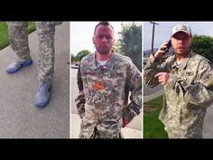 Fake Soldier Gets Called Out By Army Veteran.. Okay guys You have to watch this. WOW....REALLY