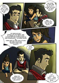 Makorra Comic: Page 3