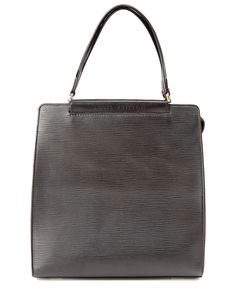 Louis Vuitton Black Epi Leather Figari PM is on Rue. Shop it now.