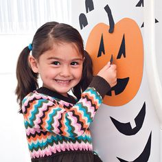 Find out about 15 Fun Halloween Crafts