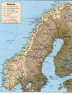 Resultado de imagem para norway wikipédia