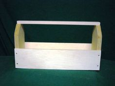Wooden Tool Box Kits. Nail Together Scout Project
