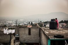 Climate change is threatening to push the crowded capital of Mexico toward a breaking point.
