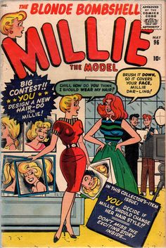 Millie the Model Comics