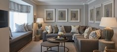 ESHER — Luxury Interior Design | London | Surrey | Sophie Paterson