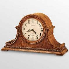  Howard miller hillsborough mantle clock.