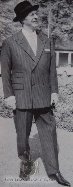 1960s Suit by German Bespoke Tailor