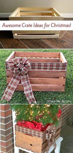 decoracion-navidena-con-cajas-de-madera5