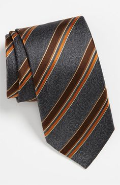 Canali Woven Silk Tie | Nordstrom
