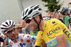 Vincenzo Nibali and Joaquim Rodriguez. Stage 14. Grenoble to Risoul.