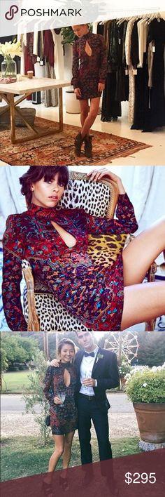 New! Stone Cold Fox Victoria dress 1 Lesson PP Stone Cold Fox Dresses Mini