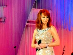 Queen of Country Reba McEntire honored at the Hollywood Bowl Opening Night