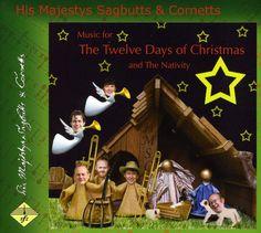 His Majestys Sagbutts & Cornetts - Twelve Days Of Christmas, Yellow