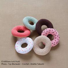 Donuts au crochet ! / Crochet donuts!