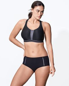 4300ac0862b64 The Sweater sports bra by PrimaDonna - active support up to an H cup!