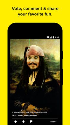 9GAG v6.04.04r7910-57c44e7 [Pro]   9GAG v6.04.04r7910-57c44e7 [Pro]Requirements:4.0Overview:9GAG has the best funny pics GIFs videos memes cute wtf geeky cosplay photos on the web. We are your best source of happiness and awesomeness.   The BEST APP to have fun ever! 9GAG makes your every single minute interesting and happy.  By downloading 9GAG to your mobile phone you can access millions of funny pictures reaction GIFs WTF gaming (Overwatch Pokemon GO - Team Instinct Team Valor & Team…