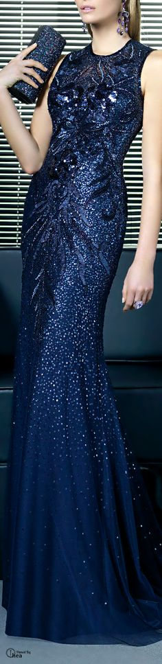 Rosa Clará ● What a exquisite beauty. This gown is stunning!..K♥♥♥♥