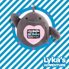 Meet Lyka! The little robot with the big heart. #welovelyka www.penguin.com.au/lyka