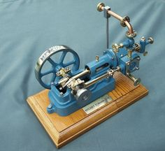 Stuart-Turner 10H Steam Engine Model.