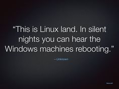 @nixCraft #Quote #Funny #Humor #GNU #Linux