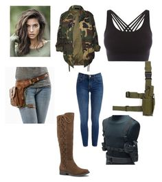 """""""The Maze Runner (Glader)"""" Girls Fashion Clothes, Teen Fashion Outfits, Outfits For Teens, Emo Outfits, Fashion Dresses, Character Inspired Outfits, Marvel Inspired Outfits, Bad Girl Outfits, Teenager Outfits"""