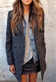 Le layering vestimentaire ou comment rester au chaud avec style - That's Intrinsic