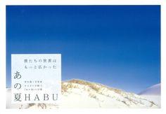あの夏 HABU, http://www.amazon.co.jp/dp/4789720411/ref=cm_sw_r_pi_dp_hhaGrb15PM6BY  /// I bought 2007/1/31 this book.