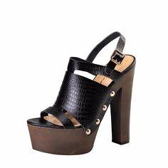 High Wedge Metal Decoration Ankle Strap Sandals #highheels #iloveshoes #shoegasm #shoesoftheday #shoeslovers #instashoes #shoeshopping #loveshoes #trendy #followme #fashion #flatshoes #style #highheelshoes #instaheels #fashionstyle #stylish #women #onlinestore #love