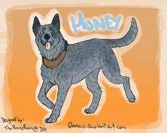 Honey by Gloriaus